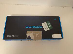 DURGOD TAURUS K320 GAMING  KEYBOARD