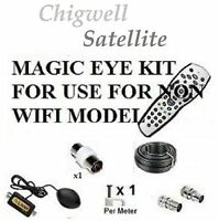 20M Global TV Link/ Remote / Satellite Cable for Viewing Sky In Another Room