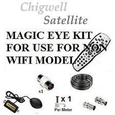 20m global Tv Link / Remoto / satelitales de cable para la visualización de Sky en otra habitación