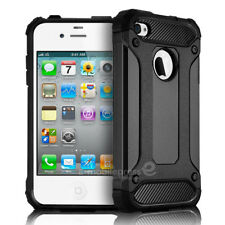 Shock Dust Proof Rugged Rubber Silicone Hard Case Cover Skin for Apple iPhone 4s