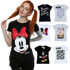 Waist Length Disney T-Shirts for Women without