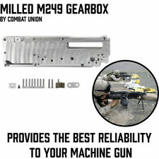 Milled M249 Gearbox