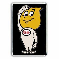 RETRO NOSTALGIA - ESSO PETROL (GAS)  BOY -EXXON ADVERT JUMBO Fridge Magnet