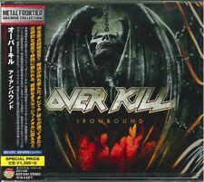 OVERKILL-IRONBOUND-JAPAN CD C41