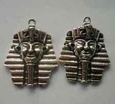 3/20/50pcs alloy metal Tibetan silver  people  charms Pendants 36x28 mm