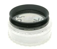 Minolta Special Grip Polarizing Filter 55mm. Made In Japan. Clean.