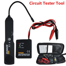 Auto Short Open Repair Tester Tool Finder Cable Circuit Car Wire Tracker US