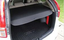 Black Retractable Rear Cargo Cover Protector For 2012-2015 Honda CRV CR-V