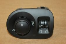 Headlight switch Seat Altea / Toledo UK RHD 5P2941431AF 1MM New Genuine Seat