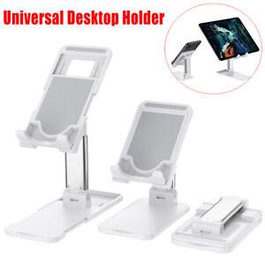 Universal Adjustable Tablet Stand Desktop Holder Mount For All Mobile Phone iPad