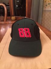 NASCAR Dale Jr #88 Chase Authentication Amp Hat One Size