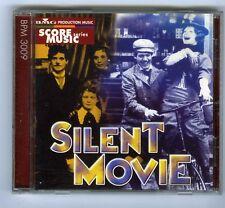 CD OST SCORE MUSIC SERIES SILENT MOVIE