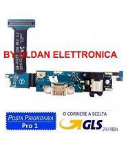 CONNETTORE RICARICA SAMSUNG Galaxy S6 Edge SM-G925F G925 FLEX DOCK USB MICROFONO