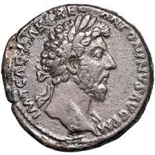 Marcus Aurelius. Ae sestertius. 161-180 A.D..   Very Fine..  9187.