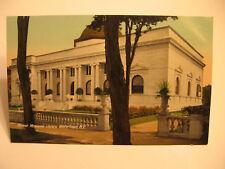 1915 Era Watertown (N.Y.) Library Postcard