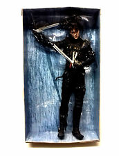 "Mcfarlane Movie Maniacs Large 18"" Edward Scissorhands figure with box tim burton"