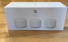 Google Nest Wifi Router and 2 Points - Snow