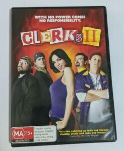 Clerks II /2 | DVD Region 4 (PAL) (Australia) Free Post