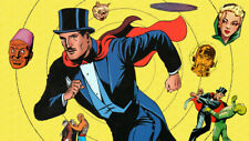 MANDRAKE The Magician- Digital Comics Vintage COLLECTION Free ship Download RARE