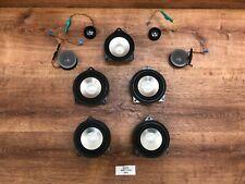 ✅ OEM BMW E93 335 Audio E93 Convertible Sound Speakers Logic 7 L7 Harman Kardon