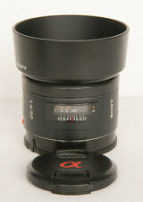 Sony SAL 50mm 1.4 AF-Objektiv TOP Zustand in OVP