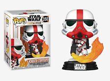 Funko Pop Star Wars™ The Mandalorian: Incinerator Stormtrooper Bobble-Head 45542