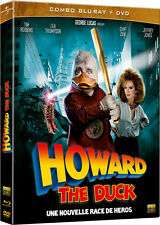 COMBO BLU-RAY + DVD HOWARD THE DUCK