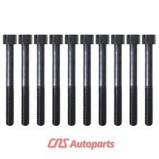 """Cylinder Head Bolts 99-03 Mazda 626 Protege 1.8L 2.0L DOHC w/ Turbo """"FP, FS"""""""