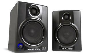 M-Audio Studiophile AV 40 Active Studio Monitor Speaker Pair