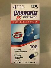 Cosamin DS for Joint Health 1500 mg - 108 Capsules 02/22+