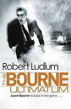 The Bourne Ultimatum by Robert Ludlum (Paperback, 2010)