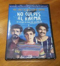 """No Culpes Al Karma De Lo Que Te Pasa Por Gilipollas (DVD) """"You Can't Always"""" NEW"""