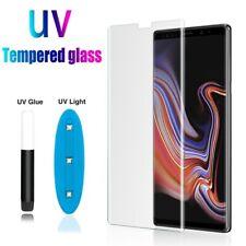 Liquid Full Glue UV Tempered Glass Film For Sony 1 II /10 II / 1 XZ3 XZ2 Premium