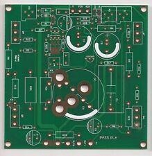 Class A 10W MOSFET amplifier bare board PLH !!