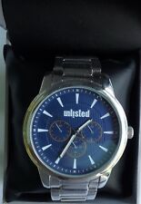 UNLISTED by Kenneth Cole  Men's Watch  New in Box Second Hand -  Blue Face