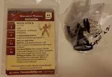 D&D Dungeons & Dragons Miniatures - Night Below: Hobgoblin Marshal #33 Promo