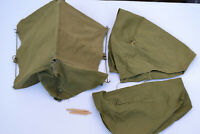 🔥 Genuine Vintage Palitoy 🔥 Action Man 1960's / 1970's THREE Tents (57)