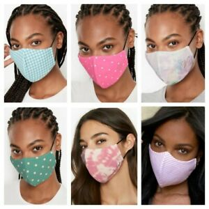 VICTORIA'S SECRET Reusable Satin Face Mask PICK YOUR STYLE