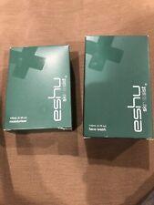 New Lot of 1 Eshu Skin Assist Face Wash 4.7 Fl Oz And Bonus Moisturizer 3.4 oz