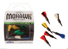 Black Mohawk Air Gun Rifle Pistol Darts .22 Pack of 20 X 5 Packs