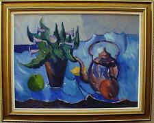 Arnold William Pedersen 1912-1986, Stillleben, um 1950/60