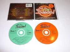 Let's Go Disco - 1993 UK 40-track CD single