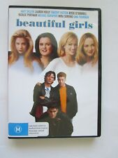 Beautiful Girls DVD - Region 4