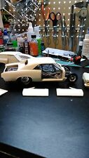 66prostreet chevelle resin body only,/ please read discription