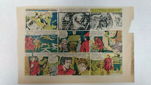 THE SWORD OF SHANNARA Newspaper Comic Strip             / Sunday March 26th 1978