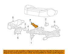 GM OEM-Seat Cover Right 25906913