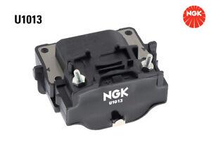 NGK Ignition Coil U1013 fits Toyota Corolla 1.4 (AE90), 1.6 (AE101), 1.6 (AE9...