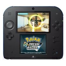 BASIC POKEMON BUNDLE * 19 GAMES, 31 CARTOONS * BLUE NINTENDO 2DS * WARRANTY, NEW