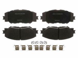 Front AC Delco Brake Pad Set fits Scion xD 2008-2014 89SCCN