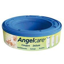 Angelcare 1 Nachfüllkassette für Windeleimer Comfort & Deluxe Ersatzkassette TOP